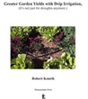 Drip Irrigation Vegetable garden Book